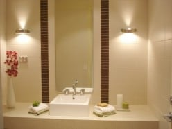 Let Your Bathroom Lighting Make Your Bathroom Shine