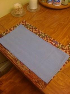 Dinner Napkin Folding
