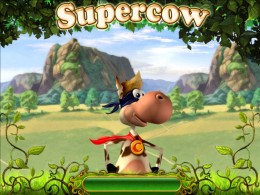 Super Cow to the rescue.