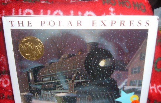 The Polar Express written and illustrated by Chris Van Allsburg