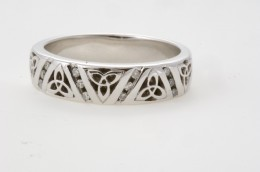 Wedding Ring from a range at Seoda si celtic Jewelry.com