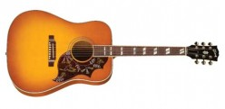 The Gibson Hummingbird Guitar.