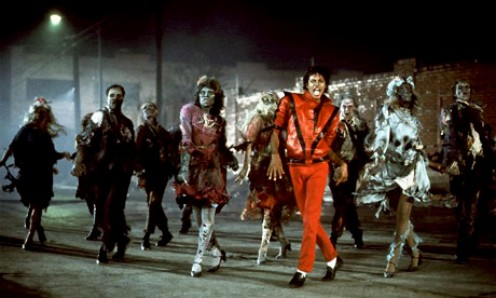 The music video that set the standard.  Thriller - Michael Jackson.