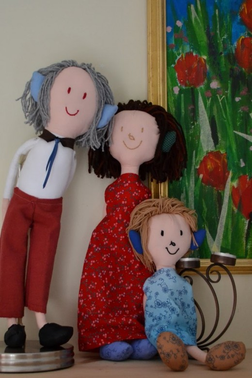 Family Made Plush