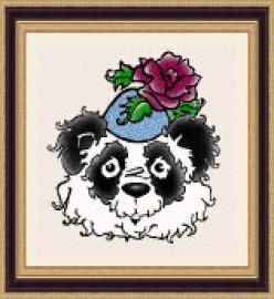 LOVABLE PANDA BEAR