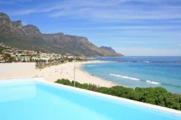 Camps Bay - beautiful beaches