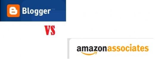 Amazon Vs Blogger
