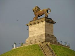 The Lion of Waterloo, Waterloo (Walloon Brabant, Belgium)