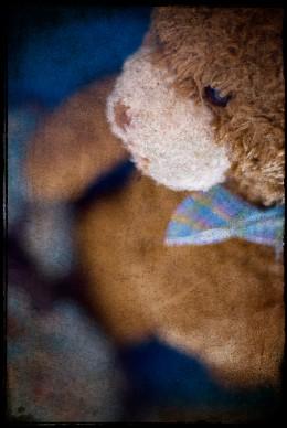 Childhood teddybear