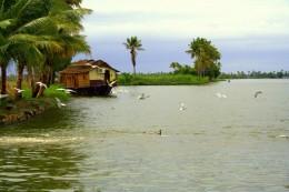 House Boat, Kerala Backwater