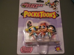 What can you do with a bunch of pocketoon figurines?  Creative ideas needed.