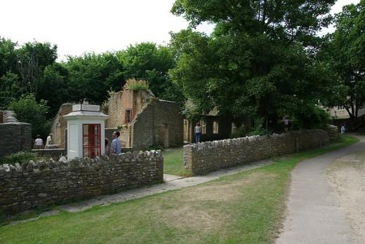 Tyneham Village, Dorset