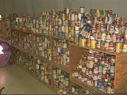 ---------Stockpiling of Food !!!! -------- The Cost of Food Skyrockets !!!  Inflation and Deflation are Taking Place !!!!   Food Shortages are Coming !!!!