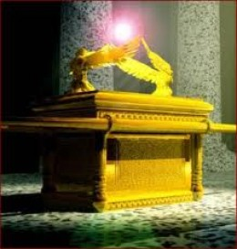 The Ark of the Covenant of Sonship is the reality of the type and shadow of the Ark of the Covenant of Law.