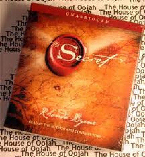 The Book by Rhonda Byrne changes lives.