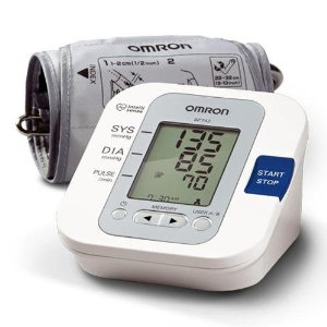 Easy to Use Digital Blood Pressure Monitor