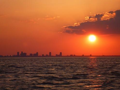 St. Petersburg FL Sunset
