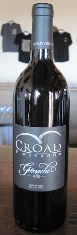 Croad Wines from Vineyard to Bottle: A Photo Essay