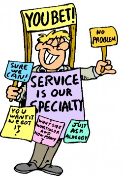 Be Polite: A Guide to How to Treat a Customer Service Worker