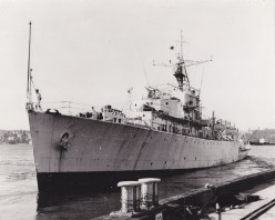 My Survey Ship HMAS Barcoo