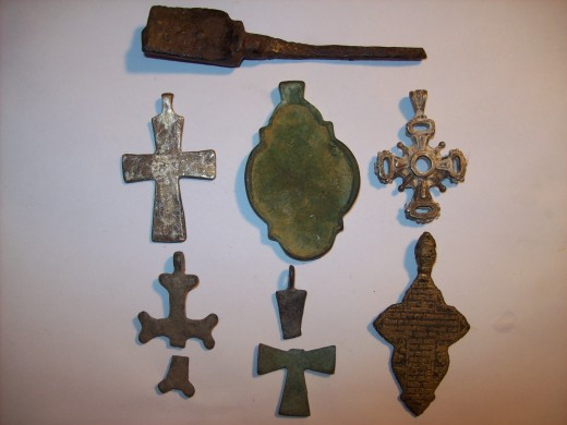 Byzantine / European Crosses