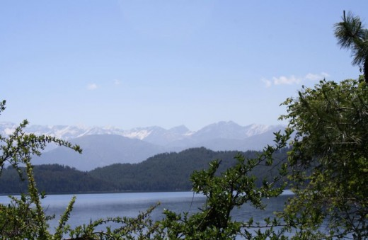 Rara Lake, situated in the Rara National Park in western Nepal, is the largest lake in Nepal. It is 5 km long. There are no motor-able roads towards Rara and it takes three days to reach there from the nearest airport.