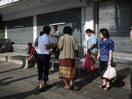 Care for the elderly is a major concern