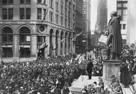 People took to Wall Street for different reasons in my grandfather's time.