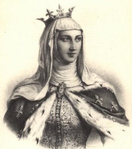 Blanche of Castille