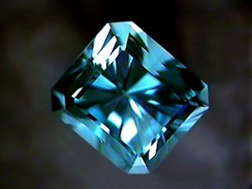 Texas State Gem - Blue Topaz