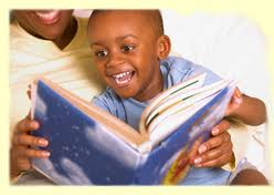 You have to help your child enjoy reading. Onve they are interested, they will want to read. Be creative. Let them read what they enjoy and like.
