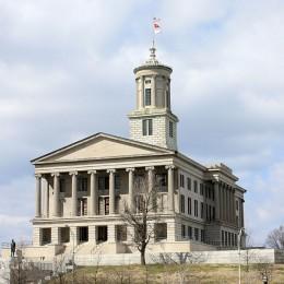 State Capitol. Nashville.