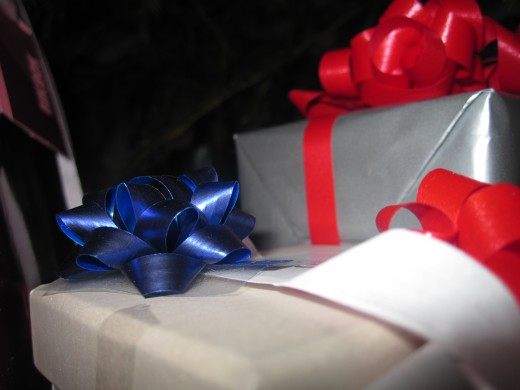 Give away your time in Cristmas gifts this year!