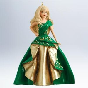 BARBIE Ornament Special 2011 Edition