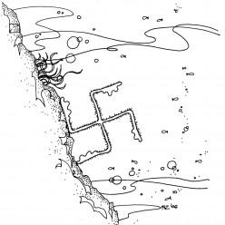 Swastika Star Climbing the Continental Shelf