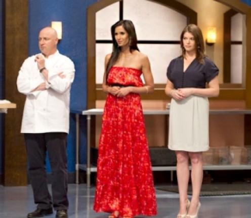 Tom, Padma and Gail