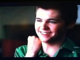 Rory Flanagan, Glee's newest addition.