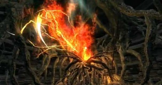 Dark Souls Defeating Bed of Chaos