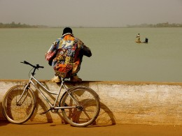 Another Bicycle in Africa
