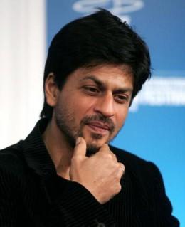 Go back to acting serious Shah Ruk bhai!