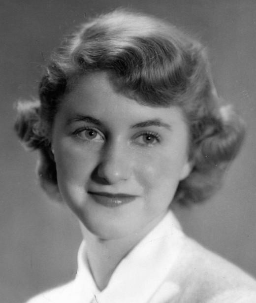 Susan Spencer Nittle Pangborn ---   November 15, 1931 ~ June 15, 1996