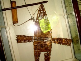 BODY GUARD DESIGNED BAMBOO WOOD