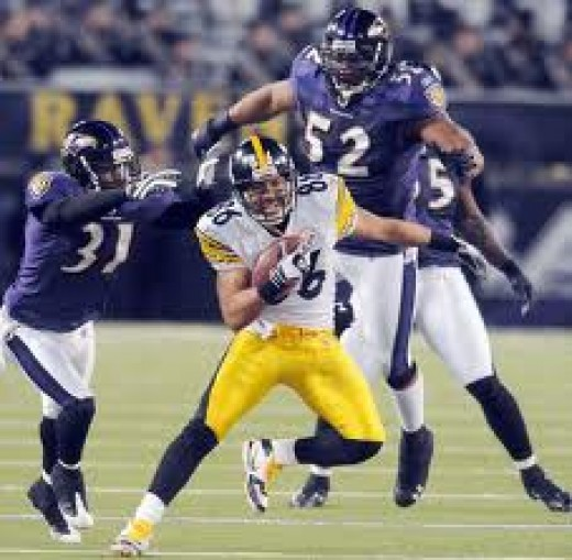 The Ravens embarrased the Steelers 35-7 on opening day of this season. The Steelers look to change things around this time by.