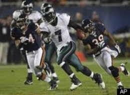 Vick and the Eagles are beginning to hit their stride on both sides of the ball.