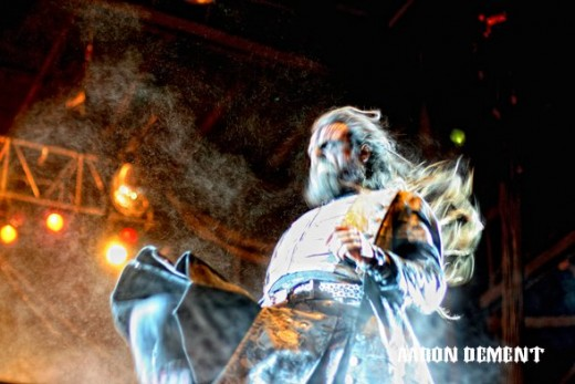 Rob Zombie in concert KC mo