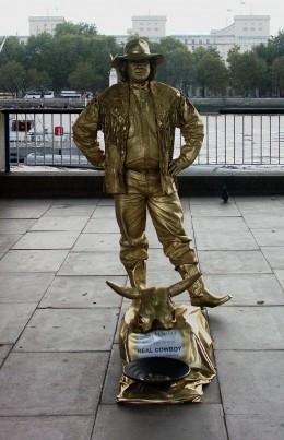 Golden Cowboy