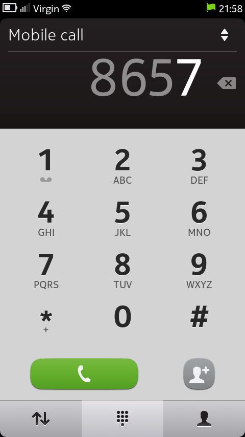 N9 Dialer