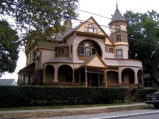19th Century Victorian Home