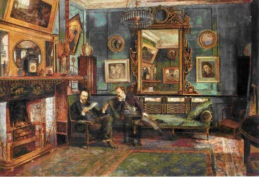 A Victorian Period Home