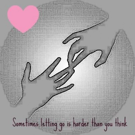 Letting go can be harder than it is to say but it might save yourself a lot of misery in the long run.